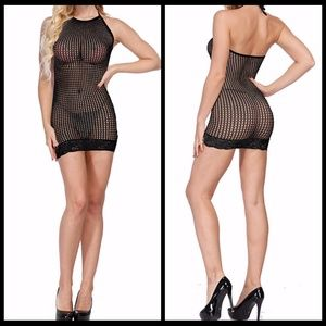 ❤️NEW Sexy Fishnet Lingerie #L038
